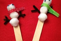 Holiday Crafts for Kids / by Tracy Gallaway