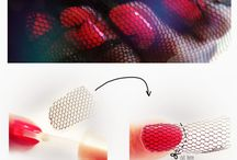 nail art / by Vikki Pirie