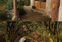 dreamhomes-earth houses / by Lilla Zea Fehérvári