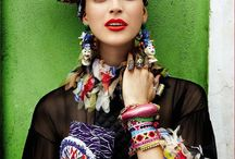 magazine cover ~muse / by Preianka Tomar