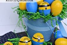 Easter crafts  / by Tammy Depew
