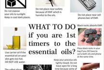 Essential oils / by Alysa Rich