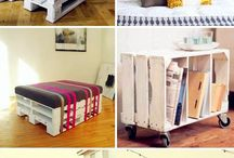 Pallet loveliness / by Charlotte Peterson