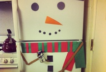 Holiday decor  / by Ashley Leatherman