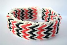 Loom Bracelets! / by Becky Kuntz