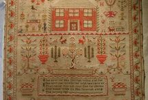 Embroidery & Lace / by Cynthia Frye