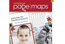 scrapbooking books/mags / by Annette Young