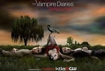 The Vampire Diaries / Favorite Show Now On The CW! / by Ricky Hale