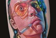 I have tattoos & Therefor I am tattooed / by Judith Visser