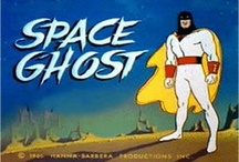 Space Ghost & Herculoids / by Steven Gonzales