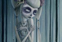 Creepy / by Melanie Barnett