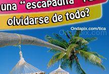 Vacaciones / Tarjetitas relacionadas con vacaciones y paseos. Muy lindas!  / by OndaPix.com