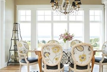 Dining Room Table Ideas  / by Sarah Trop - FunCycled