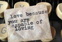 Love, Loss, & Everything in Between / by Kari Zigterman