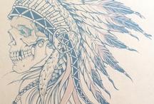 Ink My Body / by Crystal Harris
