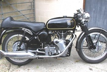 VELOCETTE MOTORCYCLES. / one of the greatest British bikes ever!!! / by Chris H