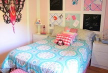 Girls bedrooms / by Jennie Russell