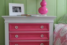 New bedrooms / by Meryl Marshall