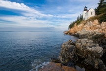 Acadia National Park / Travel Photos to Inspire Your Acadia National Park & Bar Harbor, Maine Vacation Planning! / by AllTrips - Vacation Packages & Travel
