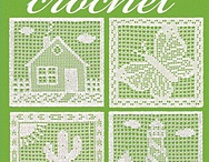 My Crochet Leaflets / These are the leaflets full of crochet patterns that I've designed and had published over the years. Enjoy! / by Susan Lowman