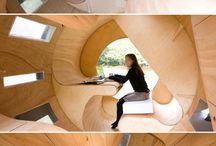 Interiores / by J Ariel Hoffman