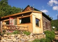 Cabins and Things / Log cabin living / by Patricia Cypher