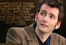 Doctor Who / I adore Doctor Who. / by Hannah Wheeler
