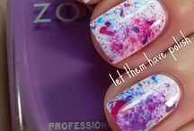 Nails / Pretty nails I want / by Tammy Selvey Selvey