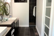Under Foot / Bathroom flooring thoughts / by S