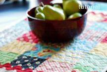 Table runners/Placemats/Pot Holders / by Jennifer Watkins