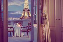 Paris / by Katie Howard