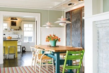 Living Room / rooms that are in my dreams. maybe someday? bright, cheerful, and colorful. / by Nellie Bellie (crafts, diy, recipes, minnesota, webdesign)