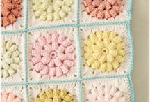 Granny Squares & Motifs / by Sharon Kanne