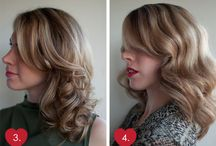 Hair ideas / by Marcy Griswold Matthews