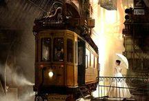 Train Kept On Rollin' / by Selina Williams
