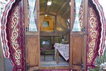 Gypsy Caravans / by Rebecca Garner