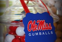 Ole Miss / by Amiee Skipper