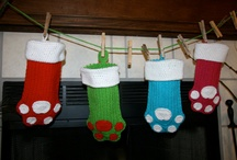 Christmas Stocking / by Kj Froggy
