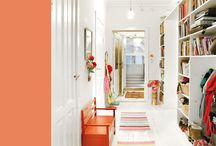 Hallway Storage / by Chaos To Order®
