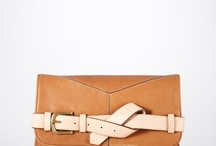 bags, totes, clutches / by Kate Harbeck