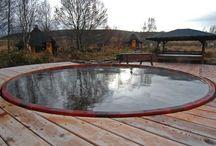 Hot tub / by Marlene Goreham