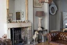 Living Room Ideas / by Kylie Hart