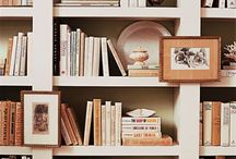 Bookshelf / by Huey Huang