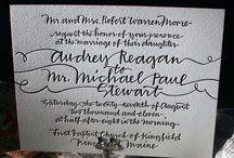 wedding wishes / by Abby Smith