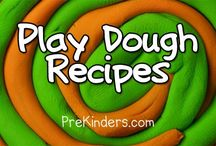 Play Recipes  / by Jennifer Pierson
