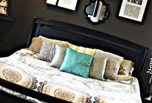 Bedroom ideas / by Allyson Webb
