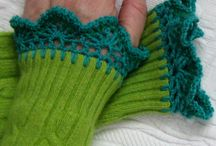 Clothes Refashion- Sweaters / by DeeDee J