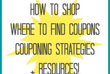 Coupons / by Katie Kellogg