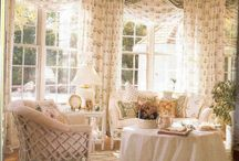 drapes and curtain ideas / by Allene Doggett