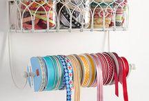 Craft Organizing Ideas / by Wahkuna Campbell